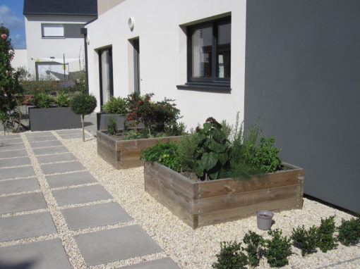 Projet jardin urbain